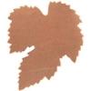 Metal Blank 24ga Copper 3Pcs Leaf 40mm No Hole